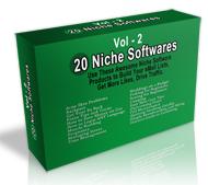 Thumbnail 20 Niche Softwares Volume 2