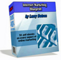 Thumbnail INTERNET MARKETING BLUEPRINT 30 Volume ebook collection