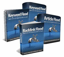 Thumbnail Backlink Flood - Seo Software Tools Included