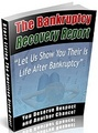 Thumbnail Bankruptcy Recovery Report - Ebook