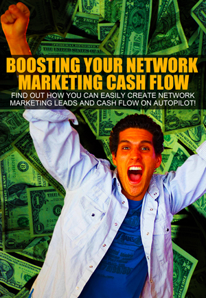 Thumbnail Boosting Your Network Marketing Cash Flow