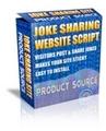 Thumbnail Joke Sharing Site Script - Php