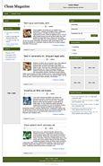 Thumbnail Clean Magazine Responsive WP Theme
