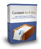 Thumbnail Content In A Box