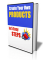 Thumbnail Create Your Own Product in 5 Easy Steps