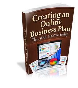 Thumbnail Creating an Online Business Plan
