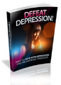 Thumbnail Defeat Depression - Ebook