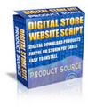 Thumbnail Digital Store Site Script - Php