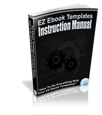 Thumbnail How To Do Everything With Your EZ Ebook Templates