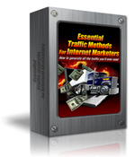 Thumbnail Essential Traffic Methods For Internet Marketers