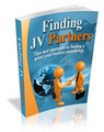 Thumbnail Finding JV Partners - Ebook