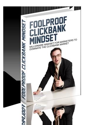 Thumbnail Foolproof Clickbank Mindset
