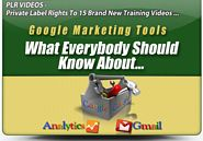 Thumbnail Google Marketing Tools Video Tutorials