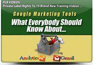 Thumbnail Google Marketing Tools Video Tutorials