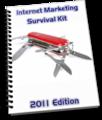 Thumbnail Internet Marketing Survival Kit - 2011 edition