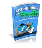Thumbnail List Building For Profit