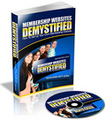 Thumbnail Membership Websites Demystified - Audio files Included