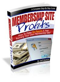 Thumbnail Membership Site Profits