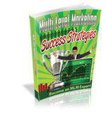 Thumbnail Multi Level Marketing Success Strategies