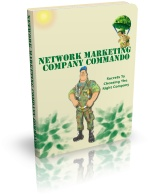 Thumbnail Network Marketing Company Commando