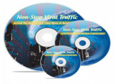 Thumbnail Non-Stop Viral Traffic - Ebook + Videos