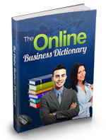 Thumbnail The Online Business Dictionary
