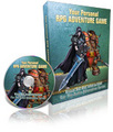 Thumbnail Personal RPG Adventure Game  software