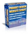 Thumbnail Product Review Site Script - Php