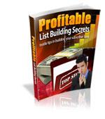 Thumbnail Profitable List Building Secrets