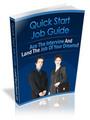 Thumbnail Quick Start Job Hunting Guide