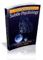 Thumbnail The Secrets Behind Subtle Psychology - Ebook