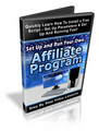 Thumbnail Set Up And Run Your Own Affiliate Program - Videos