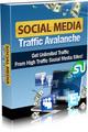 Thumbnail Social Media Traffic Avalanche