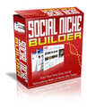 Thumbnail Social Niche Builder : Start Your Very Own Social Networking Web 2.0 Niche Site Today