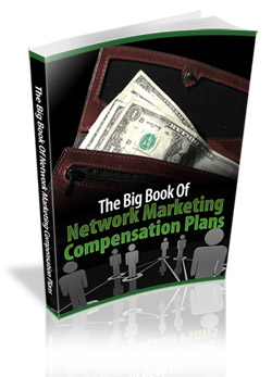 Thumbnail The Big Book Of Network Marketing Compensation Plans