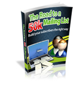 Thumbnail Road To 50k Mailing List