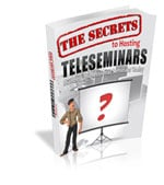 Thumbnail The Secrets To Hosting Teleseminars