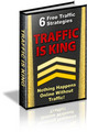 Thumbnail Traffic Is King - Ebook