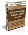 Thumbnail Understanding Private Label Content