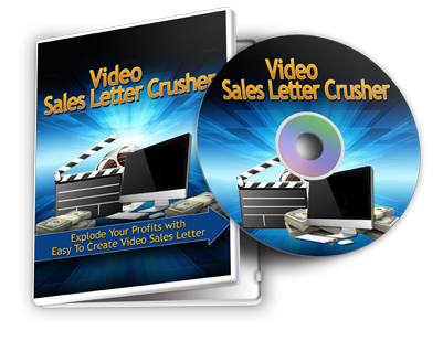 Thumbnail Video Sales Letter Crush