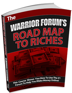 Thumbnail Warrior Forums Road Map To Riches