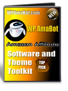 Thumbnail WP AmaBot Software And Theme Toolkit