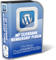 Thumbnail WP Clickbank Membership Plugin