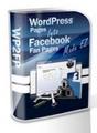 Thumbnail WordPress Page To Facebook Fan Page Plugin