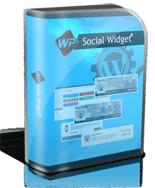 Thumbnail WP Social Widget Plugin