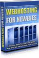 Thumbnail Webhosting For Newbies MRR