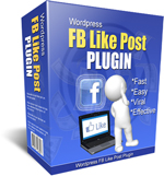 Thumbnail Wordpress FB Like Post Plugin