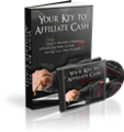 Thumbnail Your Key to Affiliate Cash - Ebook and Audiobook