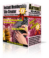 Thumbnail Instant Membership Site Creator Latest version 3.2 with MRR