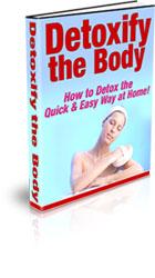 Thumbnail Detoxify The Body